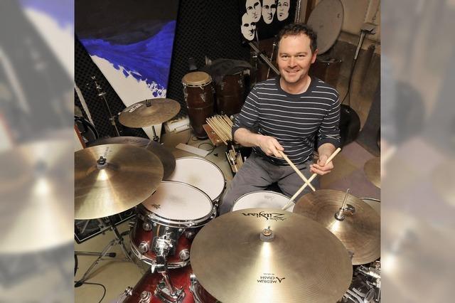 Ein Drummer will in die Politik