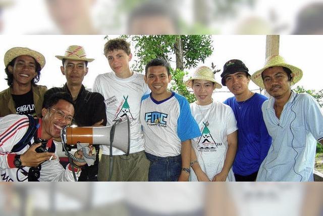 Aufruf an junge Leute zum Einsatz in Übersee
