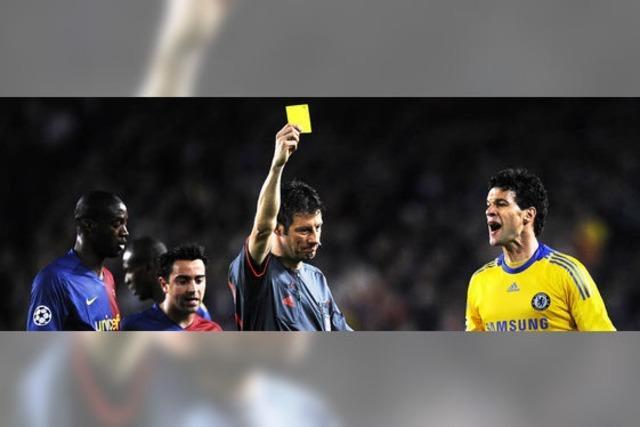 Hiddinks Team beweist, dass auch Barcelonas Angriff zu stoppen ist
