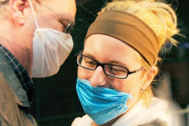 Schweinegrippe: Erste Mensch-zu-Mensch-Infektion in Deutschland