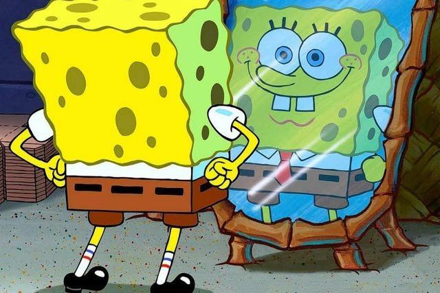 Herzlichen Glückwunsch, Spongebob!