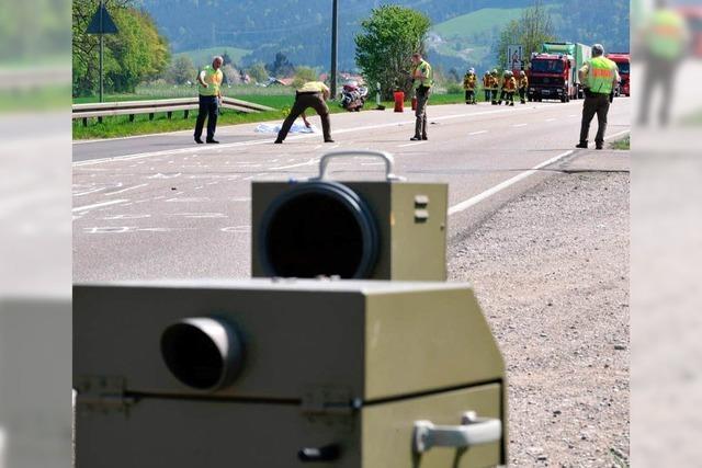 Motorrad-Unfallursache scheint geklärt