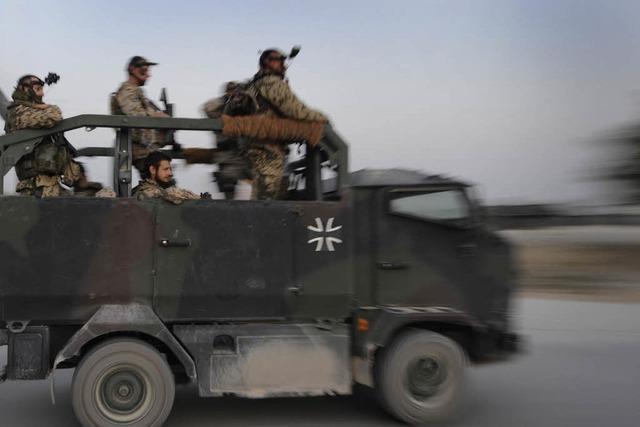 In Afghanistan getöteter Soldat kam aus Donaueschingen