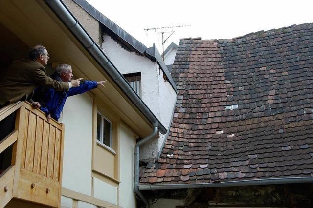 2008 brachte das Haus Leonhardt voran