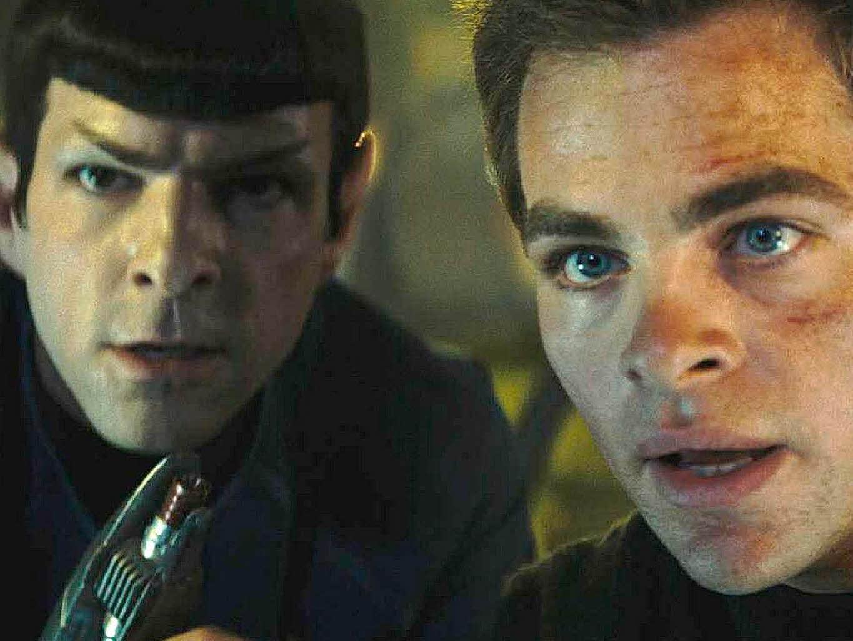 """Kino: """"Star Trek"""" Im Kino: Der Beginn: Ein Wiedersehen Mit"""