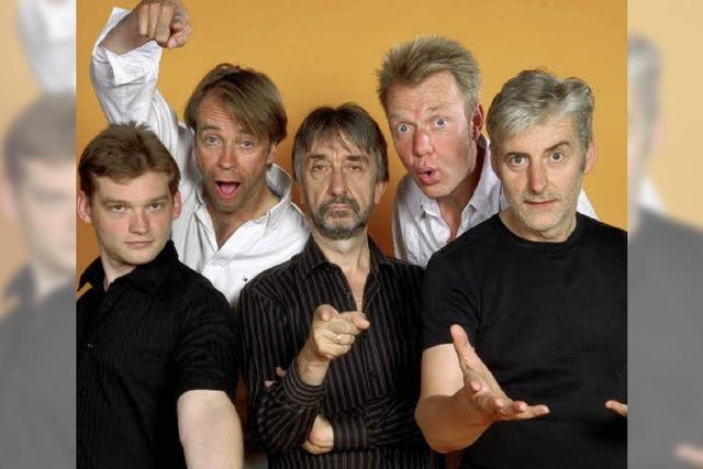 A-cappella-Show in Bad Säckingen