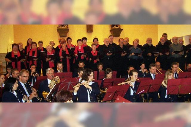 Barocke Musikvielfalt von Kapelle und Chor – alles