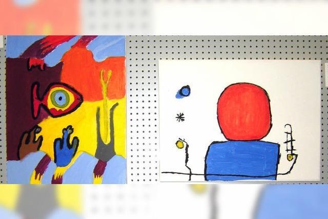 Schüler für Schüler – Kunstschätze unterm Hammer