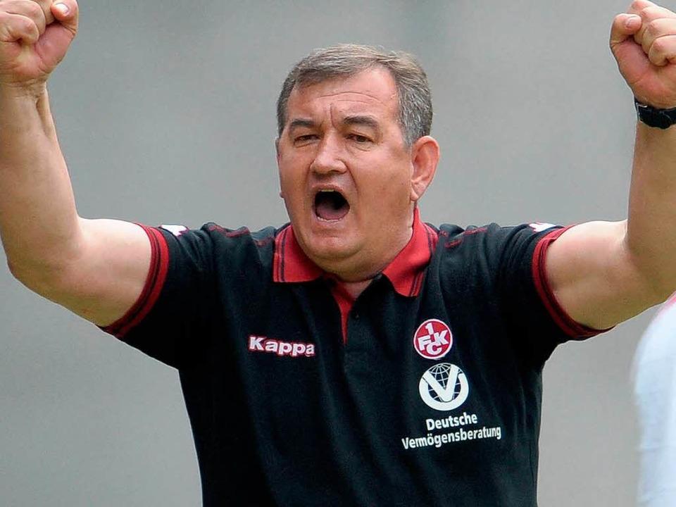 Kaiserslautern Trainer
