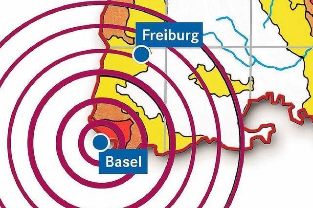 Das große Basler Erdbeben von 1356