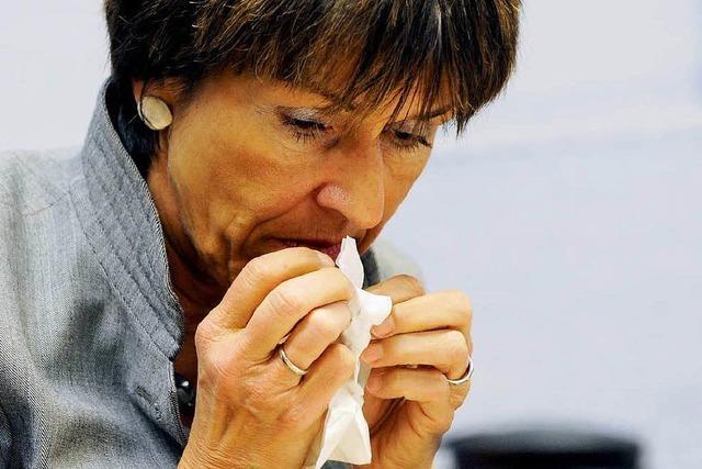 Land will mehr Grippemittel horten