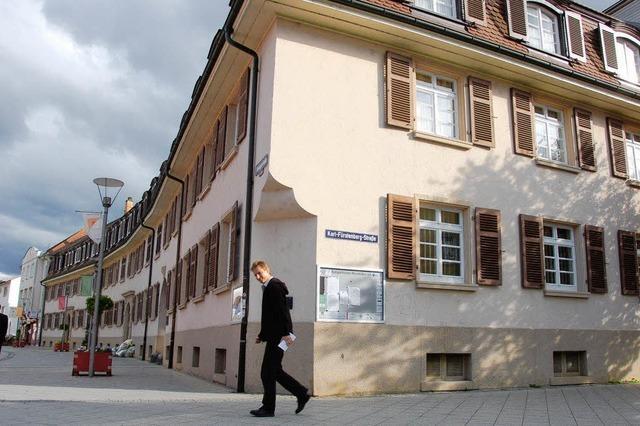 Baugenossenschaft Rheinfelden: Das Gesicht der Stadt mitgeprägt
