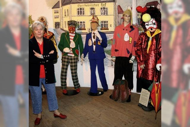 Narrenmuseum Rheinfelden: Das bunte Bild der Fasnacht