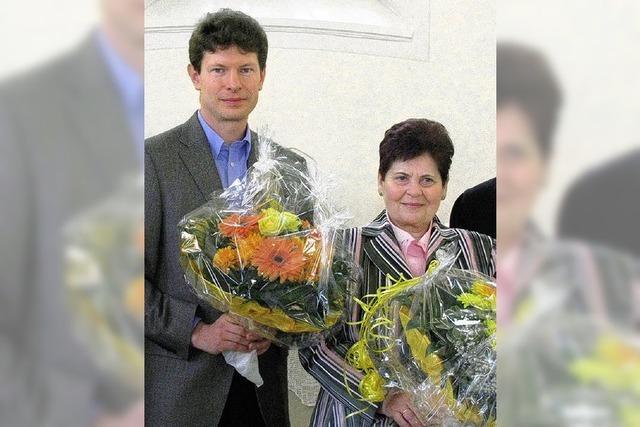 Zwei neue Räte in der Kirchengemeinde