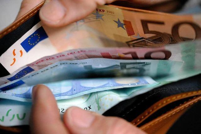 Leichter Zutritt für Geldbörsen-Dieb