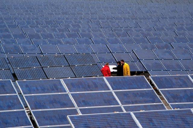 Solarstrom AG rechnet mit Millionengewinn