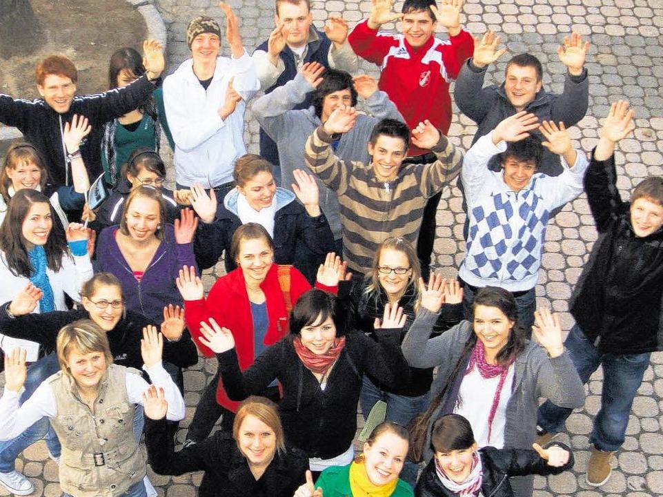 Mit am Start bei der 72-Stunden-Aktion: Die katholische Jugend Bräunlingen.  | Foto: Hübner