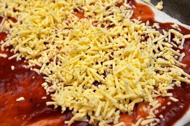 Pseudo-Käse läuft auch in Freiburg gut