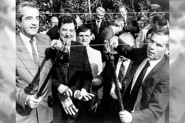 KALENDERBLATT '89: Der Eiserne Vorhang hebt sich