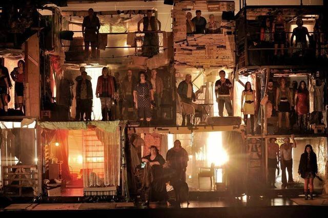 Liebe in den Zeiten der Favela