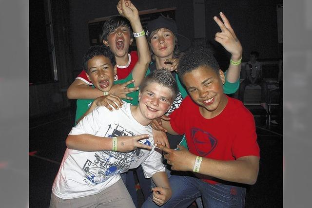 Triple-F-Party ein Erfolg