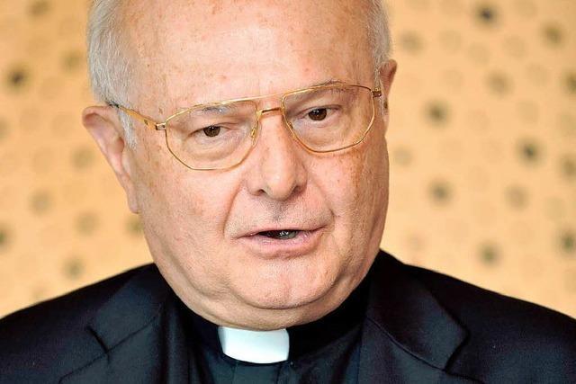Zollitsch: Papst-Reise ist gut vorbereitet worden