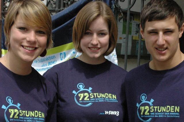72 Stunden: Alle Teams aus Bad Säckingen erfolgreich