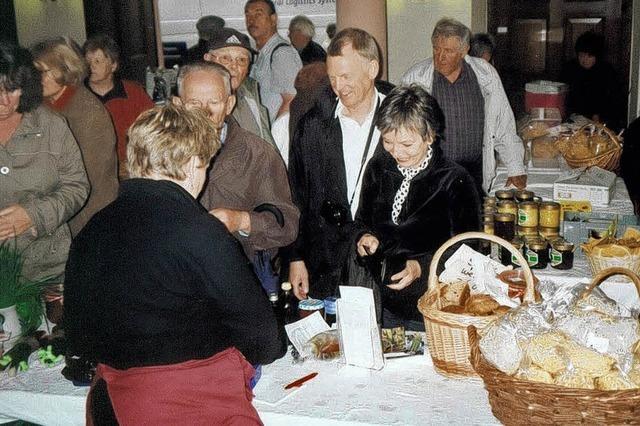 Bauernmarkt in St. Peter