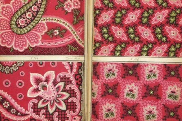 Schenkung fürs Textil-Museum