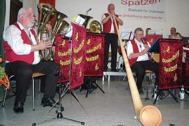 Wahres Polka-Festival begeisterte die Gäste