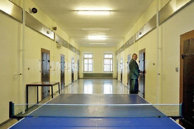 Stadt will altes Gefängnis an der Grabenallee erhalten