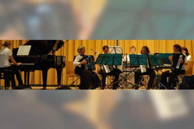 Instrumental-Solisten bereichern Konzertabend im Kurhaus