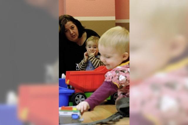 Kinder bleiben immer länger im Kindergarten