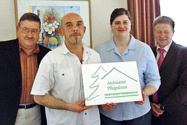Ambulante Pflege gegen das Defizit