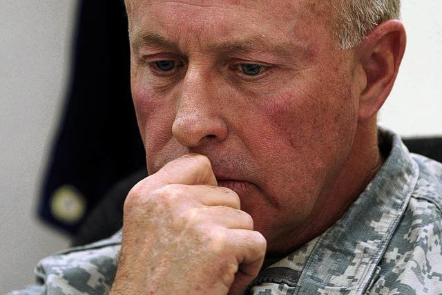 US-Regierung feuert obersten Befehlshaber