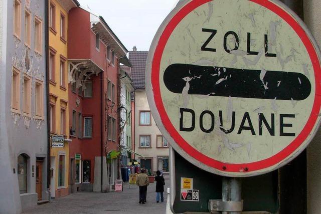 Macht die Schweiz die Grenze dicht?