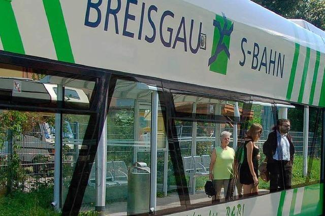 Nachts Busse statt S-Bahn im Elztal