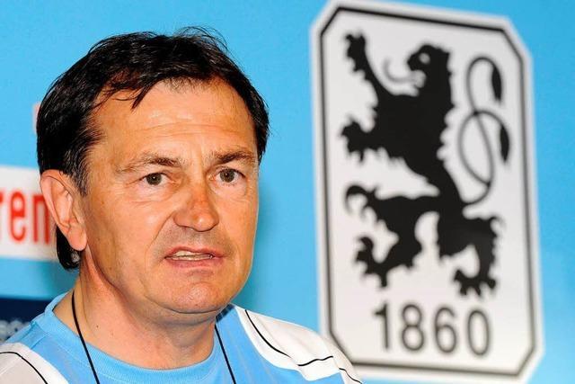 Lienen schon jetzt Trainer von 1860 München