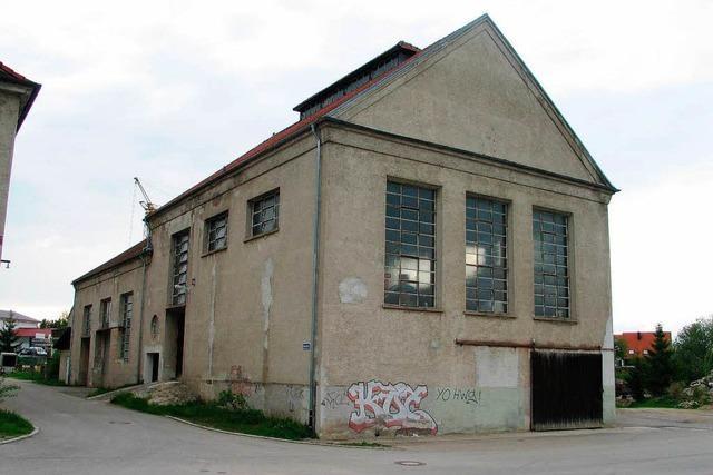 Bauhof kommt aufs Benz-Gelände