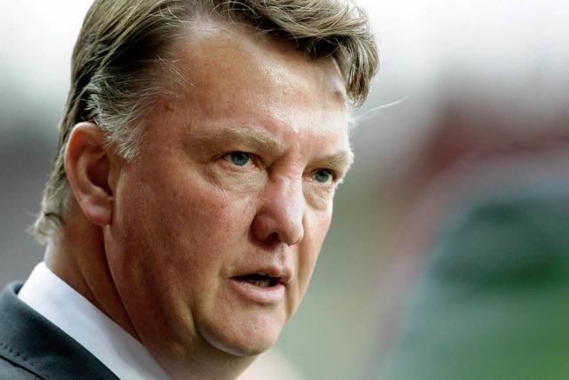 Bestätigt: Van Gaal wird Trainer des FC Bayern