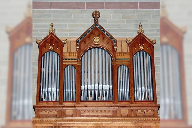 Gebrauchte Orgel für die Pfarrkirche?