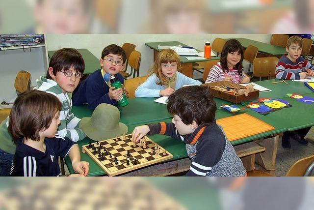 Ganztagsbetreuung soll an die Grundschule