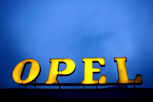 USA blockieren Opel-Treuhandmodell