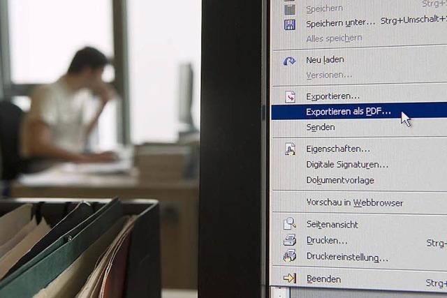 PDF: Es muss nicht immer Adobe sein