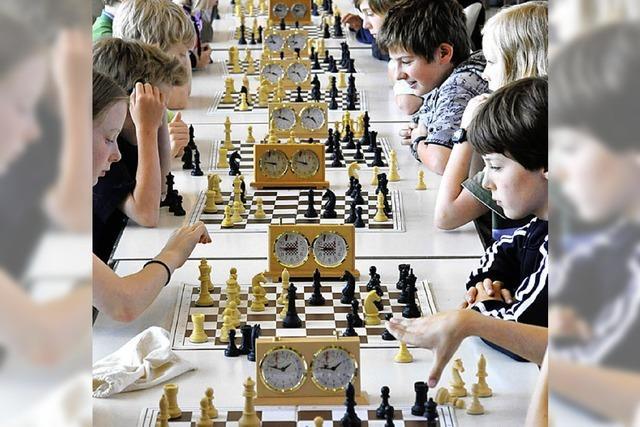 Schachmatt oder Patt beim Schülerschach