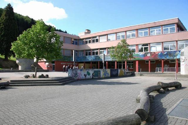 Schule wartet auf die Politik