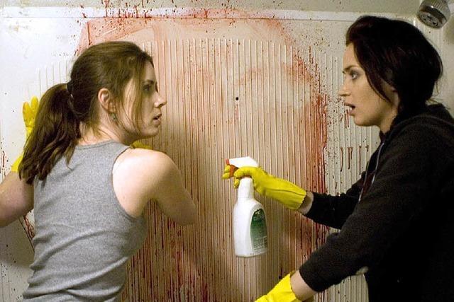 Nach jedem Mord schön sauber machen!