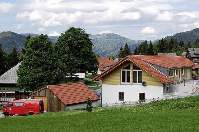 Platz für Feuerwehr und Dorfgemeinschaft