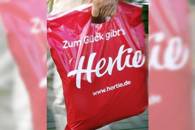 Hertie macht den Laden endgültig dicht
