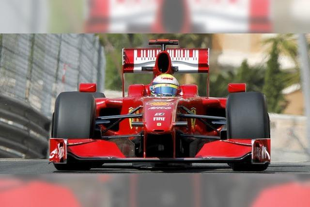 Ferrari droht mit Abflug